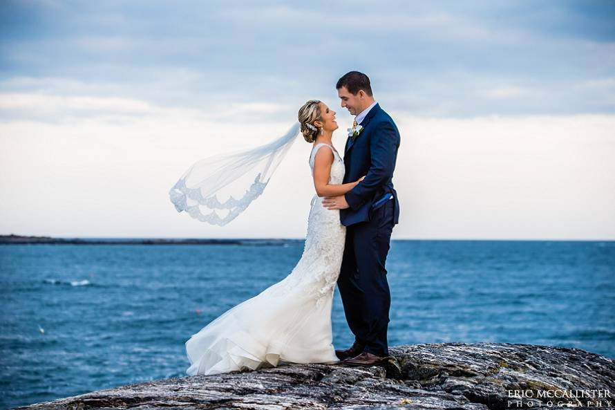A Wentworth By The Sea Hotel Wedding Lindsay John