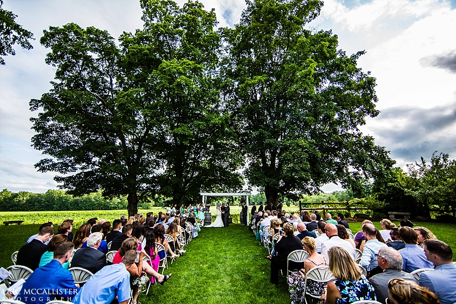 1 Flag Hill Winery Wedding Ceremony