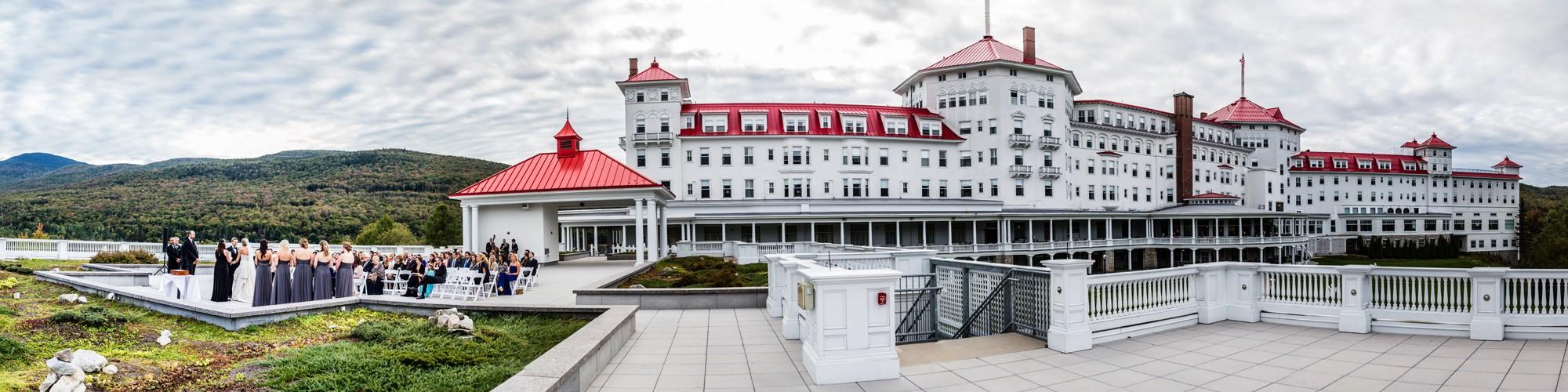A Mount Washington Hotel Wedding Jordan Ryan